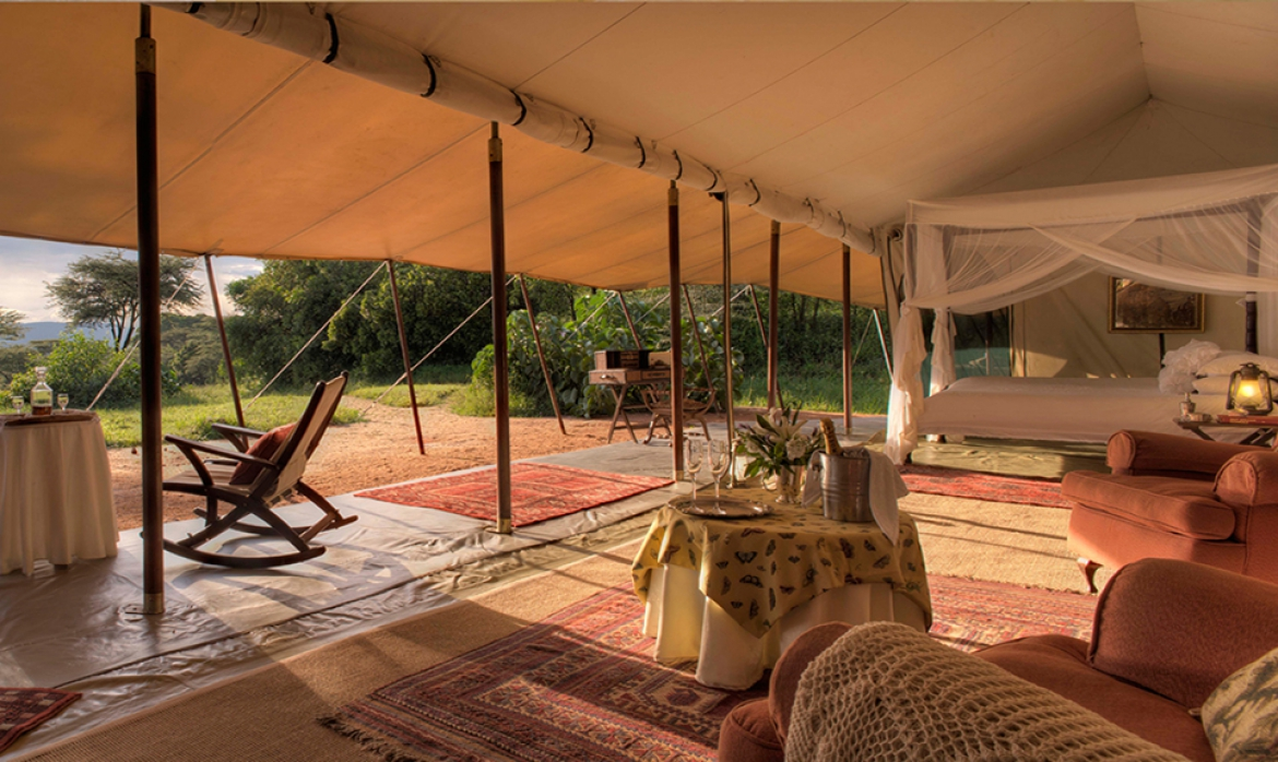 Safari Camp, Mara